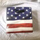 """We The People"" Artstyle 120ct USA patriotic paper napkins American Flag Print"