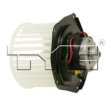 TYC 700091 New Blower Motor With Wheel