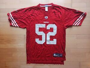 Patrick Willis San Francisco 49ers Jersey Trikot Reebok OnField Player NFL M #52