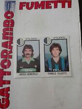 Figurine Calciatori  - N.361 Benevelli Atalanta Con Velina- Anno 1982-83 Panini