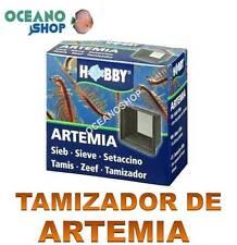 TAMIZADOR ARTEMIA HOBBY ARTEMIERO para artemia salina de acuario TAMIZ CALIDAD