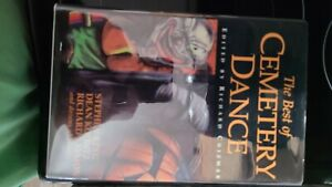 The Best of Cemetery Dance: Richard Chizmar, Stephen King (Hardcover in Jacket)
