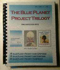 3-in1 Book!  BLUE PLANET PROJECT TRILOGY- alien and UFO