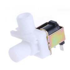 """DC12V 1/2"""" Electric Solenoid Valve Magnetic DC N/C Water Air Inlet Flow Switch"""