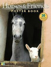 NEW - Horses & Friends Poster Book by Langrish, Bob