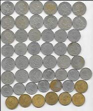 Dealer Flea Market Lot 50 Mixed Date/Type Mexico Large 5 10 20 500 1000 Pesos