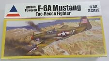 Accurate Miniatures 1/48 F-6A Mustang Fighter Model Kit 480017
