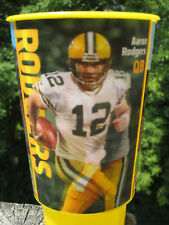 Green Bay Packers Aaron Rodgers Limited 2014 Players Cups 3D Motion Kwik Trip