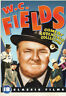 W.C. Fields Comedy Essentials Collection New DVD
