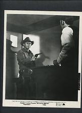 STEVE McQUEEN HOLDS A GUN - 1966 NEVADA SMITH - WESTERN