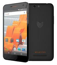 Wileyfox Spark 8gb Dual SIM Unlocked Smartphone Sandstone Black