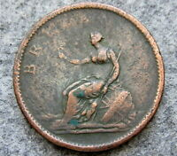 GREAT BRITAIN GEORGE III 1806 ONE PENNY