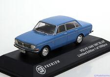 1:43 Triple 9 Volvo 144S Saloon 1967 blue Limited 1008 pcs.