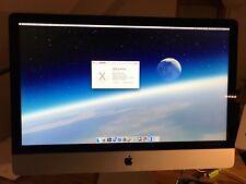 "Apple iMac 27"" I5 Quad Core 3,2 GHz / 8GB / 1000GB HD (latest 2013)"