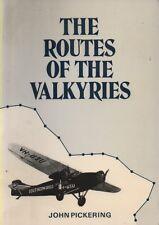 Literatura Filatélica-las rutas de las valquirias por John Pickering