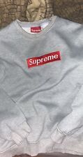 Supreme Box Logo Crewneck Small