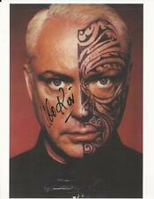 Udo Kier signed photo