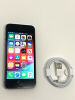 Apple iPhone 5S 16GB Space Gray Unlocked GSM A1533 #8961