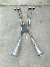 1985 Yamaha Maxim XJ700 Full Exhaust System OEM