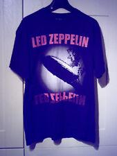 "LED ZEPPELIN - 2001 VINTAGE ""LED ZEPPELIN"" BLACK T-SHIRT"