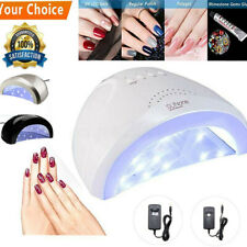 SUNone 48W UV lamp Gel Nail Dryer LED Nail Machine Nail Curing Lamp Nail Art