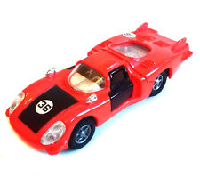 Dinky Toys 210 Alfa Romeo 33 Tipo Le Mans Racing Car in Red/Black NEAR MINT