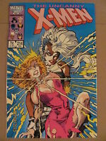 Uncanny X-Men #214 Marvel Comics 9.2 Near Mint-