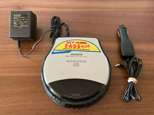 Sony Aiwa XP-570 Compact Disc Portable CD Player OEM AC/DC Adapter Tested Works
