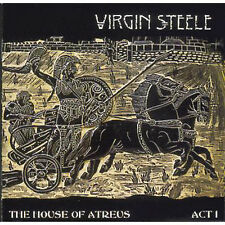 Virgin steele - Invictus - new - CD - 1998