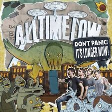 ALL TIME LOW - DONT PANIC: IT´S LONGER NOW (LIMITED.VINYL) 2 VINYL LP NEUF