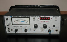 EIP MICROWAVE FREQUENCY SELECTIVE LEVEL METER Model CE-24A