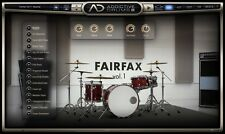 XLN Audio Fairfax Vol 1 ADpak Addictive Drums 2 Drum Samples & Kit - EXPANSION
