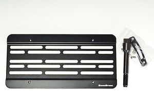 Grimmspeed License Plate Relocation Kit For Nissan GT-R / GTR R35
