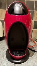 Nescafe Dolce Gusto Jovia Manual Coffee Machine-Red