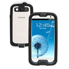 NEW Authentic LifeProof nüüd Galaxy S3 Waterproof Shock Proof Case - Black/Clear