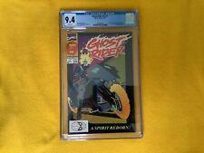 Ghost Rider #V2 #1 CGC 9.4                                                   C53