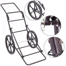"500 lbs Game Hauler Utility Gear Deer Cart 69.3"" x 18.1"" Hunting Tools w/ wheels"