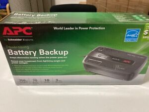 APC BE750G Battery Backup - (See Descript. info)