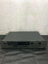 Sony Minidisc Recorder Mds-E58