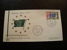 FRANCE - enveloppe 17/9/1962 yt service n° 19 (cy19) french