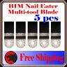 5 Pc Nail Eater Oscillating Multi Tool Saw Blade For Dremel Multi-Max Craftsman