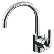 E0067aa standard ideale Argento Leva Singola Rubinetto miscelatore lavabo + Pop-Up Rifiuti