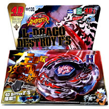 L-Drago Destroy BB-108 Destructor F:S Bayblade 4D b148 Retail Box WITH LAUNCHER!