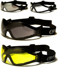 CHOPPERS Motorcycle Riding Visor Glasses Sunglasses Goggles Anti-Fog UV400