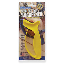 AccuSharp Sharp-N-Easy Pull Through Knife Kitchen Knife Tool Sharpener AS333