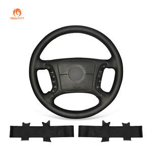 DIY PU Leather Steering Wheel Wrap for BMW E38 E36 E36/5 E46 E39 E31 X3 X5 Z3