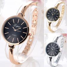 LVPAI Luxury Women's Girl's Classic Stainless Steel Quartz Analog Wrist Watches
