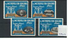 Wbc. - cendrillon/poster-CM02-états-unis-metropolitan oakland