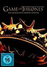 GAME OF THRONES, Staffel 2 (5 DVDs) NEU+OVP