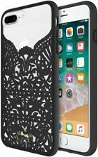 Kate Spade Lace Cage Black/Clear Case iPhone 8+/7+/6+/6S+ NEW AUTHENTIC